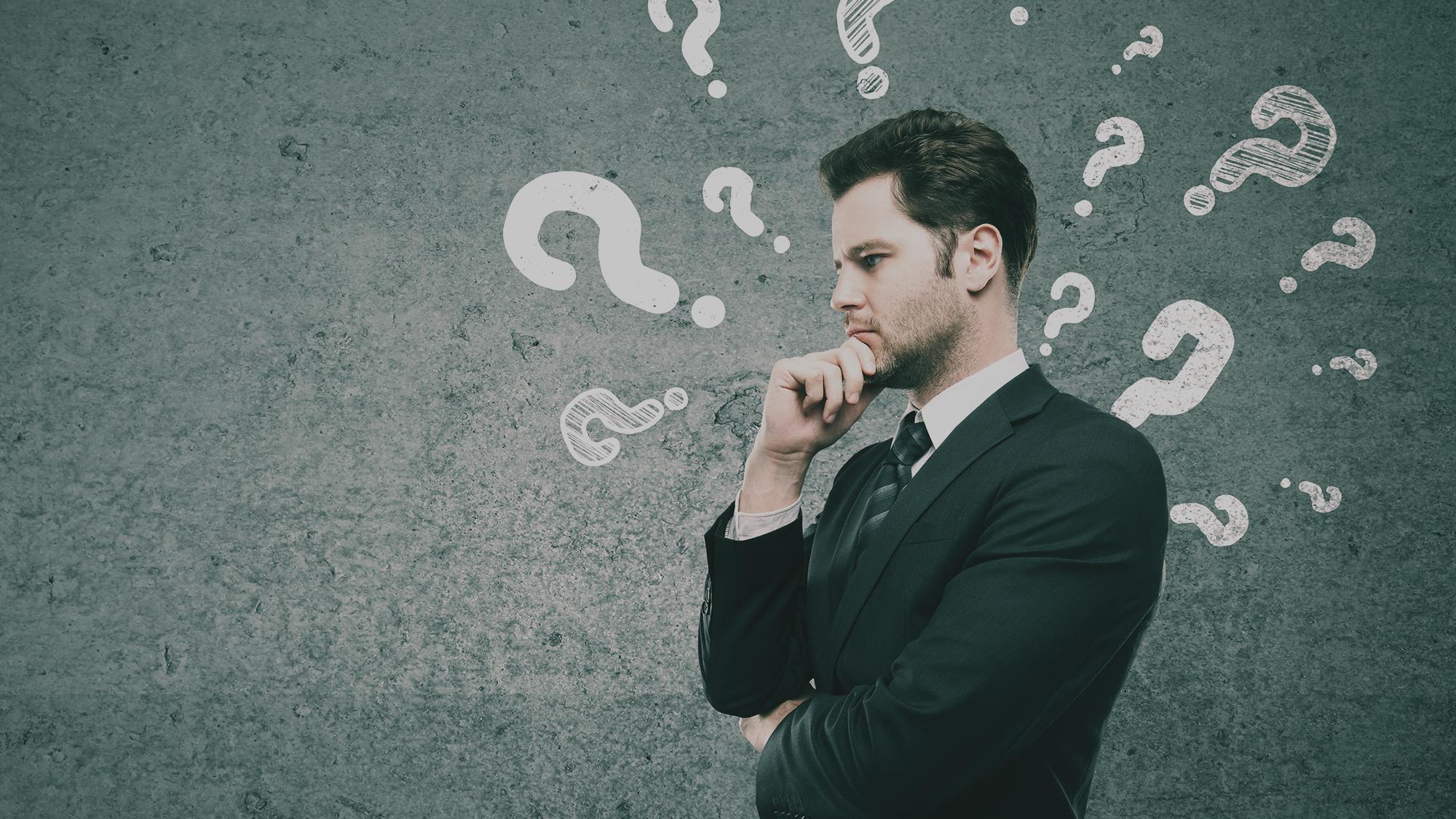 Blijf jezelf vragen stellen - het belang van reflectie bij belangrijke carrièrestappen of moeilijke beslissingen
