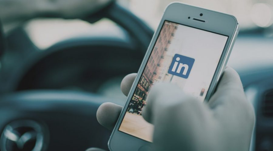 Een sterk LinkedIn-profiel is een must. Het echte spel wordt online gespeeld