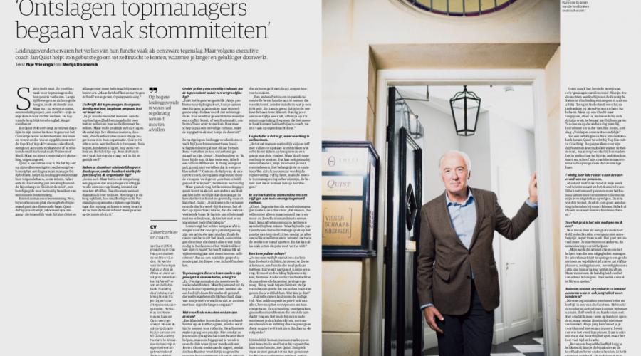 interview jan quist door ykje vriesinga van nrc