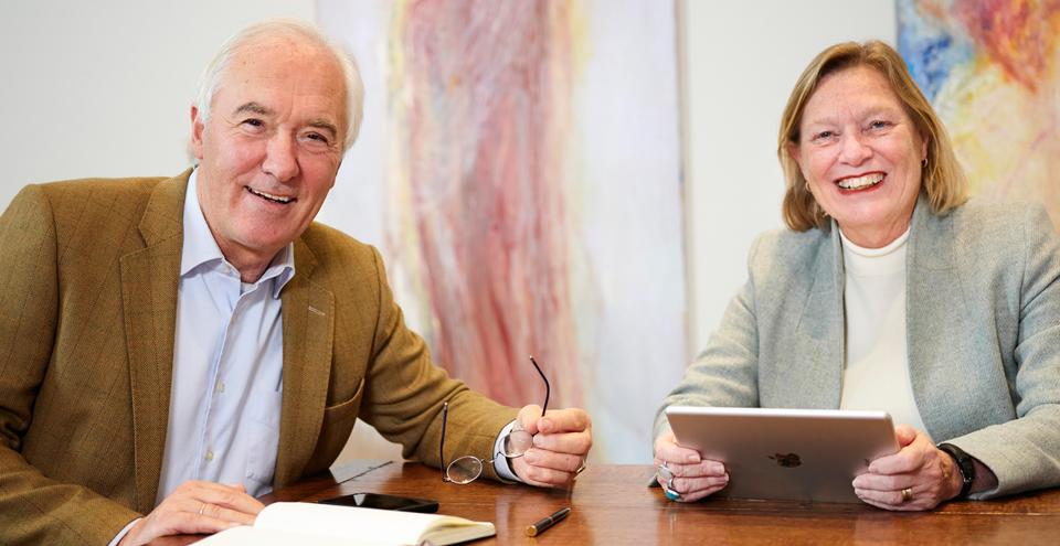 Jan Quist en Door Plantenga