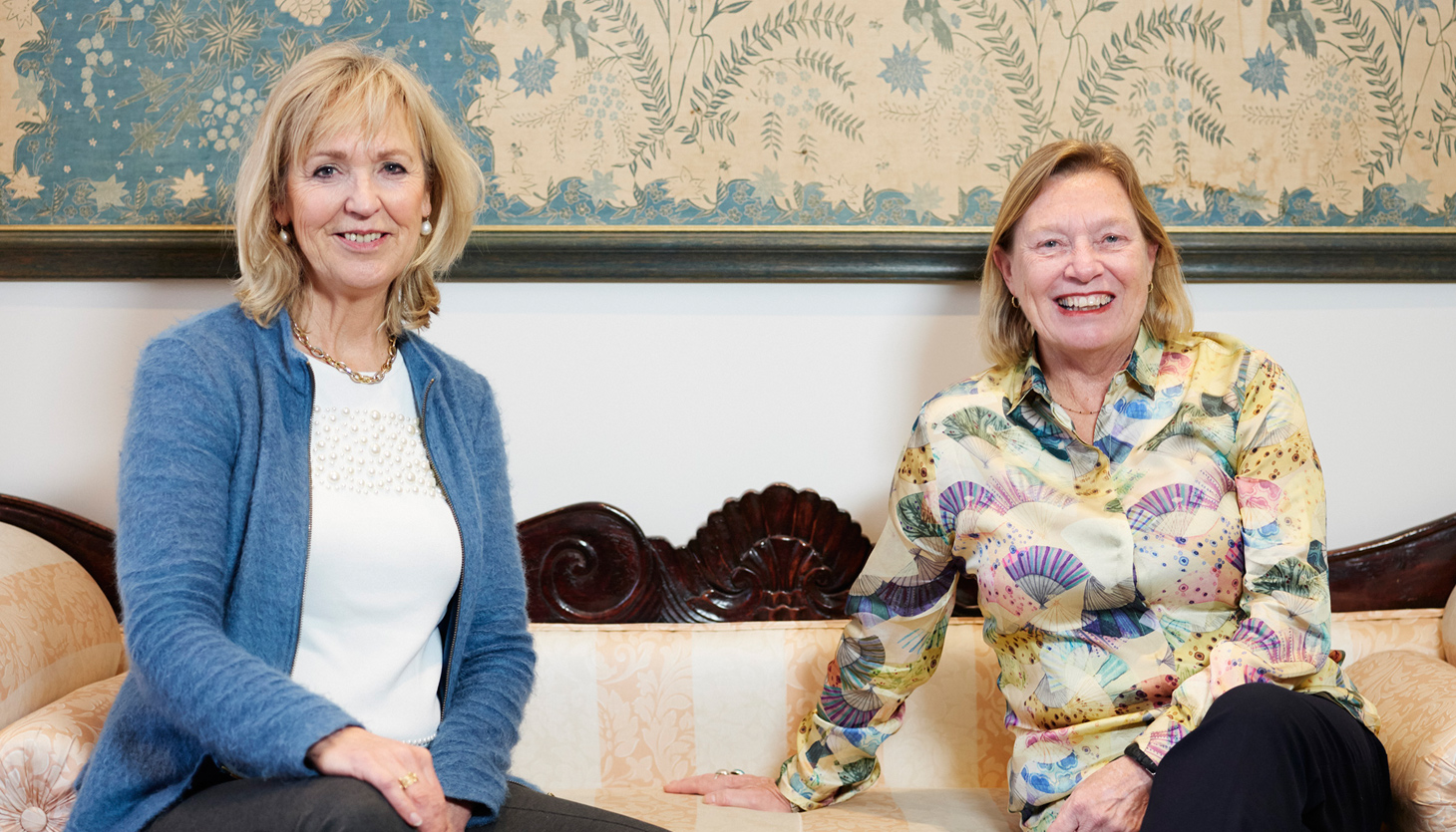 Interview Inge Brakman en Door Plantenga over Topvrouwen Coaching