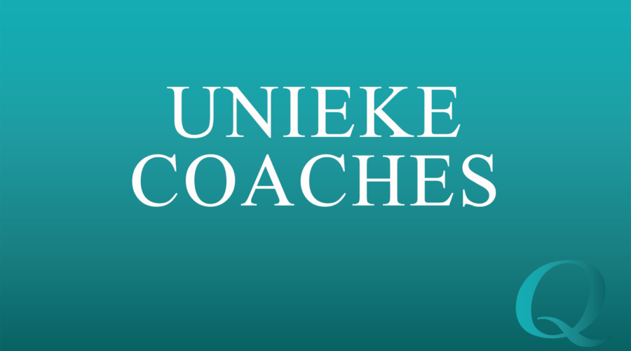 Unieke coaches van QUIST Executive Coaches